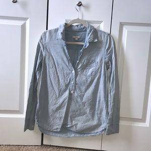 J. Crew Chambray Shirt